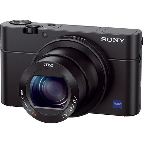 Sony Cyber-shot DSC-RX100 III 20.1-megapixel compact digital camera with Wi-Fi