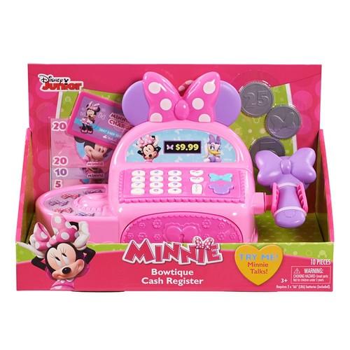 Disney Jr. Minnie Mouse Bowtique Cash Register