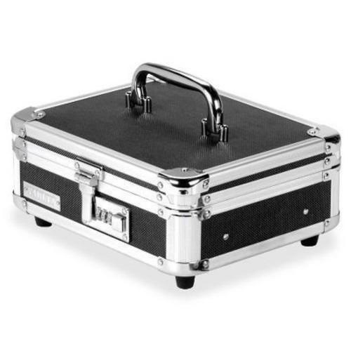 Vaultz Cash Box - Black