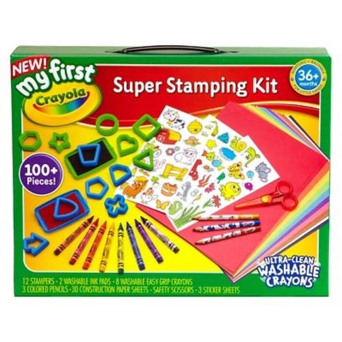 My First Crayola Stamping Set
