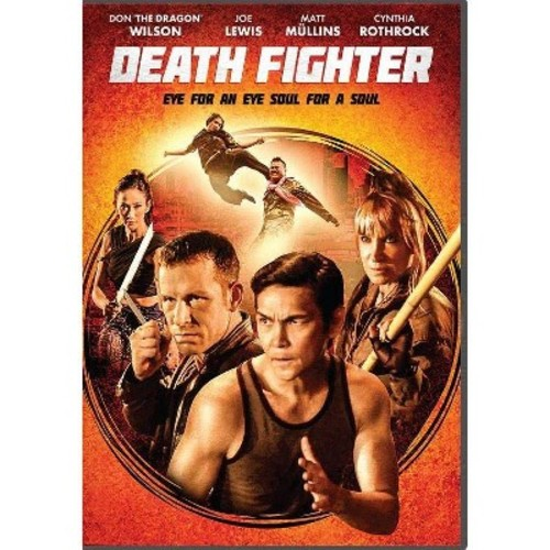 Death Fighter [DVD]