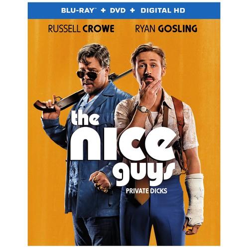 Nice Guys, The (Blu-ray/DVD + Digital)