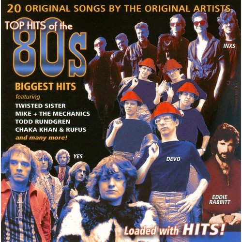 Top Hits of the 80s: Biggest Hits [CD]