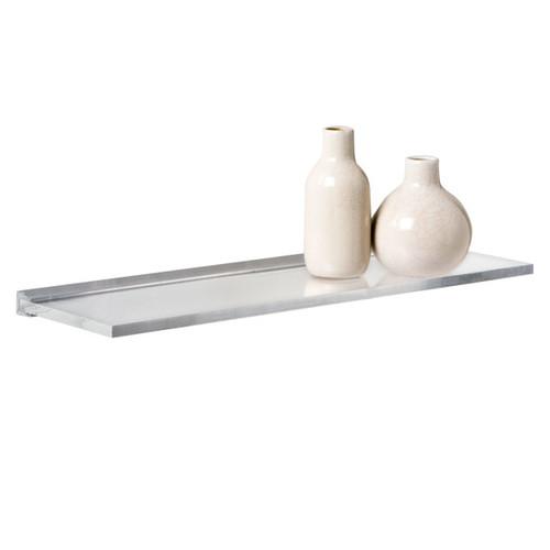 Umbra Sheer Acrylic Shelf Clear