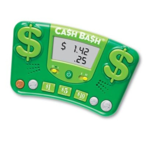 Learning Resources Cash Bash Electronic Game
