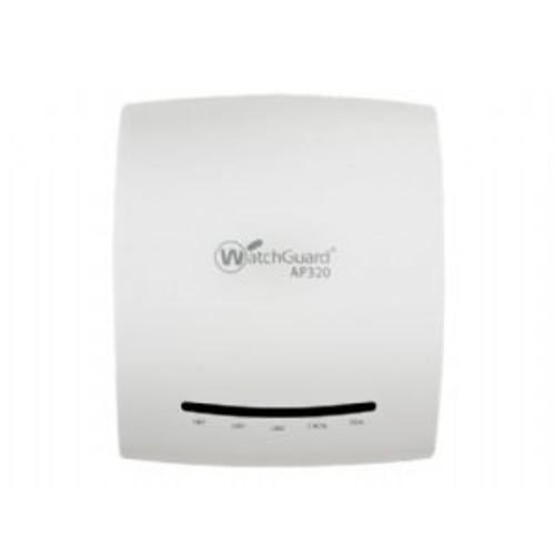 WatchGuard AP320 - Wireless access point - 10Mb LAN, 100Mb LAN, GigE - 802.11a/b/g/n/ac - Dual Band - Competitive Trade In