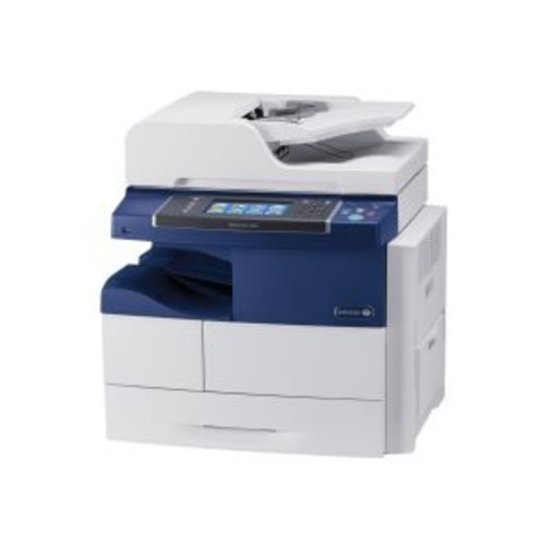 Xerox WorkCentre 4265/S - Multifunction printer - B/W - laser - Legal (8.5 in x 14 in) (original) - A4/Legal (media) - up to 55 ppm (printing) - 620 sheets - USB 2.0, Gigabit LAN, USB host with 1 year