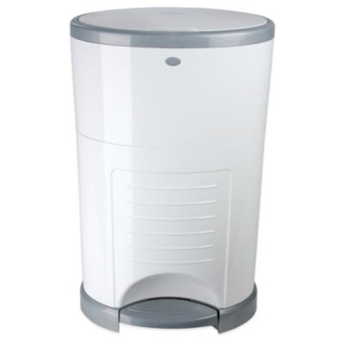 Dkor Mini Diaper Disposal System in White