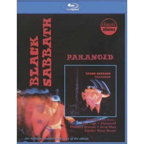 Black Sabbath: Paranoid: Classic Album (Blu-ray)