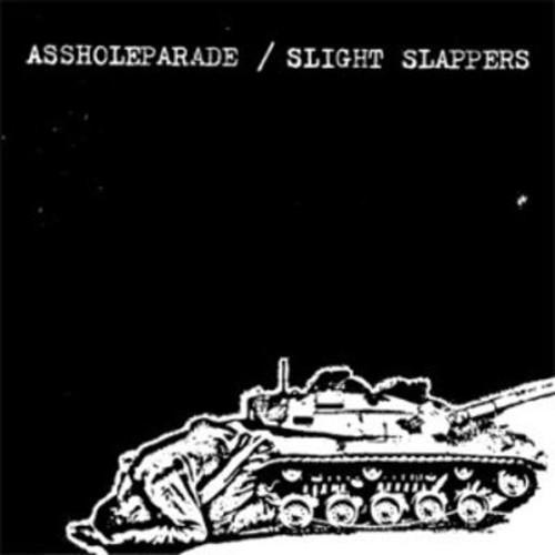Assholeparade/Slight Slappers [Split CD] [CD]