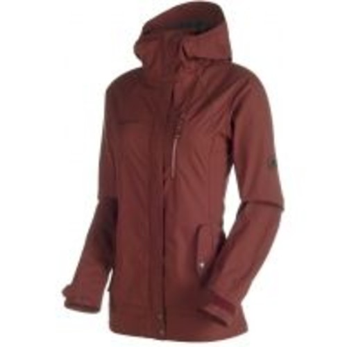 Mammut Trovat Guide SO Hooded Jacket - Women's, Jacket Style: Midweight Softshell w/ Free Shipping
