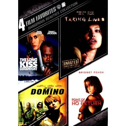 Dangerous Beauties Collection: 4 Film Favorites [4 Discs] [DVD]