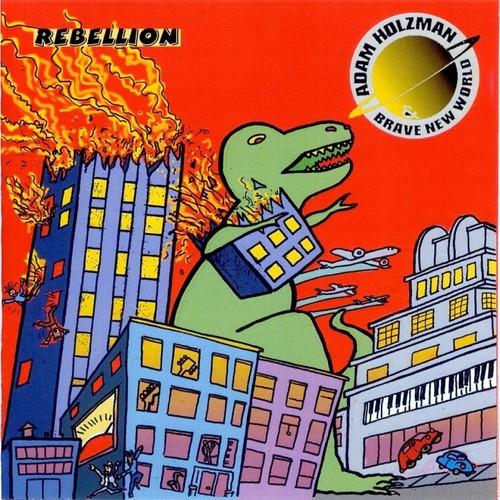 Rebellion [CD]