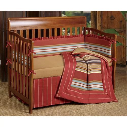 HiEnd Accents Baby Calhoun 6-piece Crib Bedding Set - Crib Sets