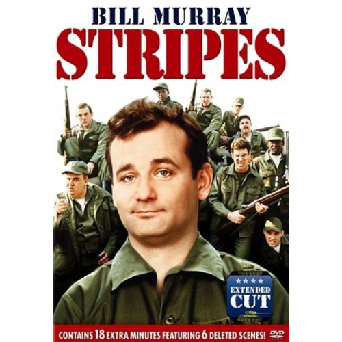 Stripes (Extended Cut) (dvd_video)