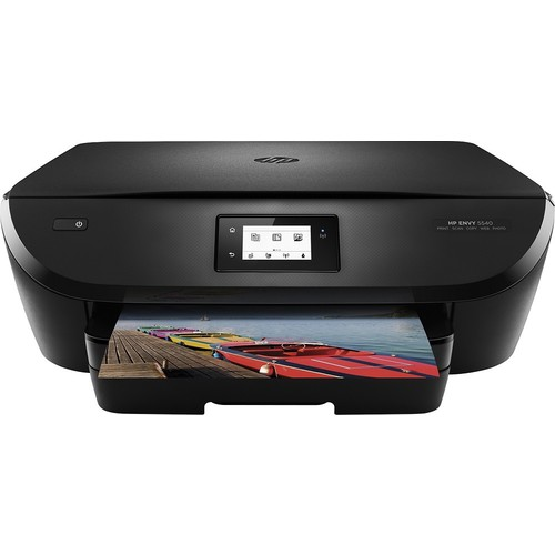 HP - ENVY 5540 Wireless All-In-One Instant Ink Ready Printer - Black