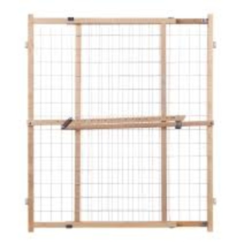 North States 4618 Extra Wide Wire Mesh Gate 32