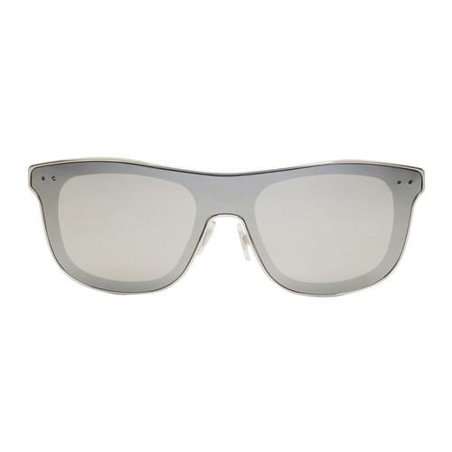 DOLCE & GABBANA Silver Square Sunglasses