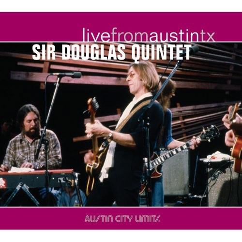 Live from Austin TX [CD]