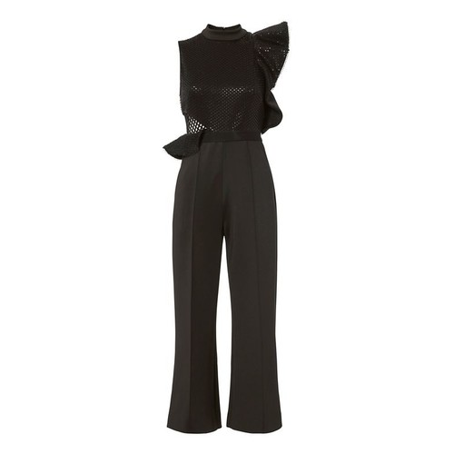 SELF-PORTRAIT Embellished Jumpsuit