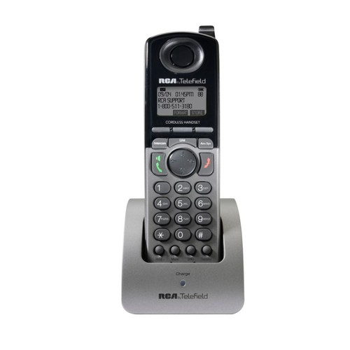 RCA Unison 4-Line DECT 6.0 Cordless Handset For Unison Expandable Phone Systems, U1200