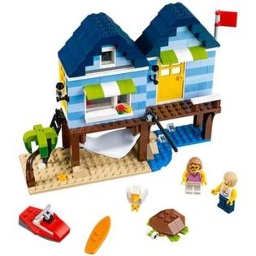 LEGO Creator Beachside Vacation Building Kit