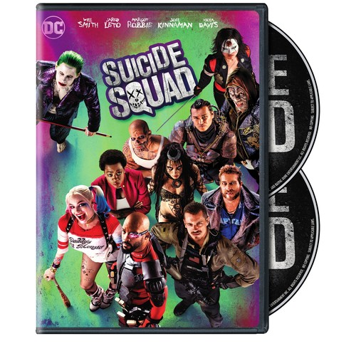 Suicide Squad Special Edition (DVD)