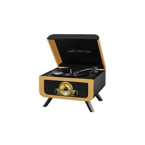 Victrola - Classic Audio system - Gold, Black