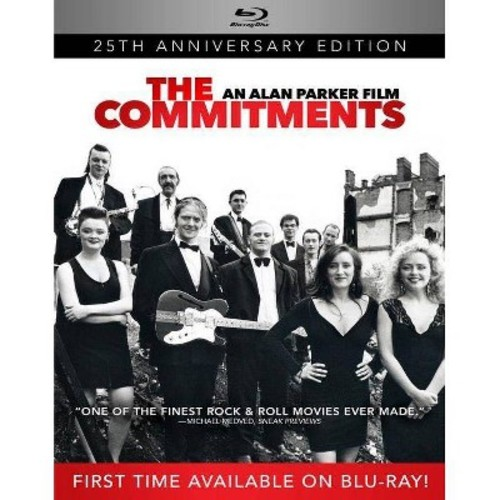The Commitments [Blu-ray] [1991]