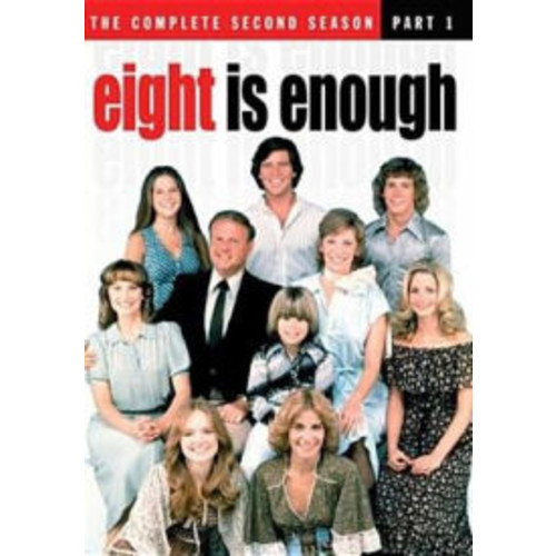 Eight is Enough: The Complete Second Season (7 Discs) (dvd_video)