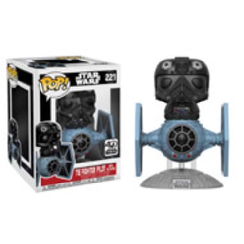 POP! Star Wars: Deluxe Tie Fighter Pilot with Tie Fighter