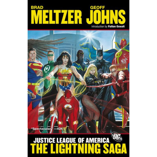 Justice League of America Vol. 2: The Lightning Saga (NOOK Comics with Zoom View)