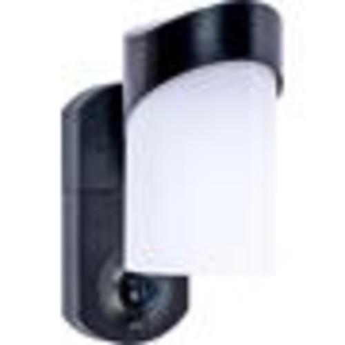 MAXIMUS by Jiawei Smart Security Light (Contemporary) Outdoor security light with motion-activated camera and Wi-Fi