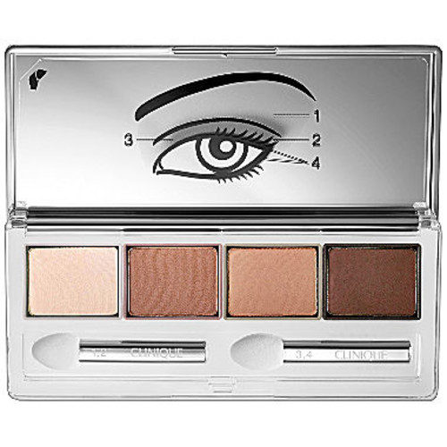 CLINIQUE All About Shadow Quad JCPenney