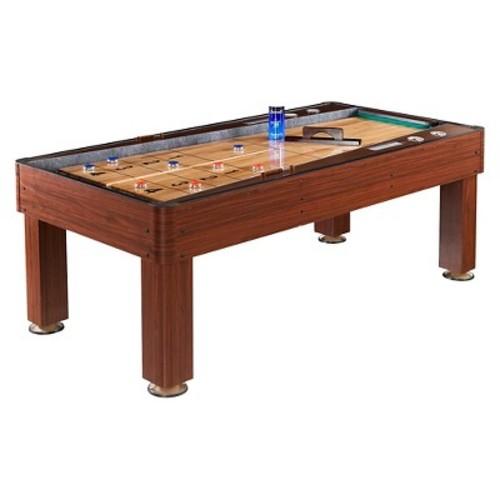 Hathaway Ricochet Shuffleboard Table - 7'