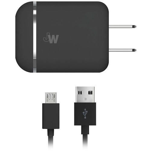 Just Wireless - Wall Charger - Black