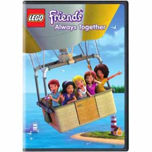 Lego Friends Whv