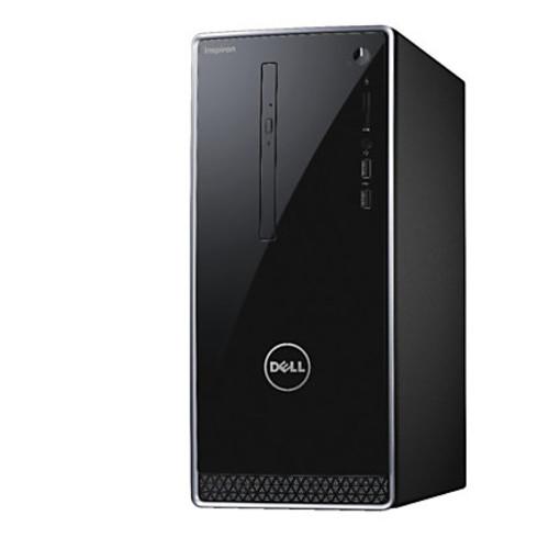 Dell Inspiron 3668 Desktop PC, Intel Core i3, 8GB Memory, 1TB Hard Drive, Windows 10