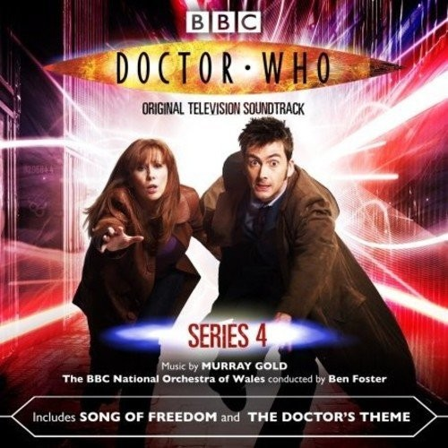 Doctor Who: Season 4 [Original Television Soundtrack] [CD]