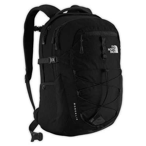 The North Face Borealis Backpack [Black, One Size]
