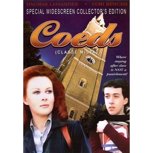 Coeds [DVD] [1976]
