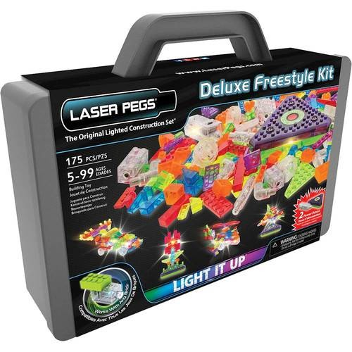 LASER PEGS - Deluxe Freestyle Kit