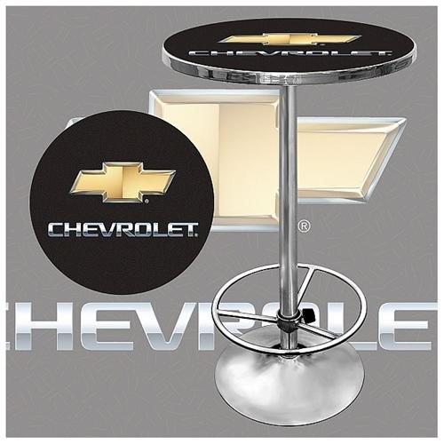 Trademark Chevrolet Chevy Pub Table