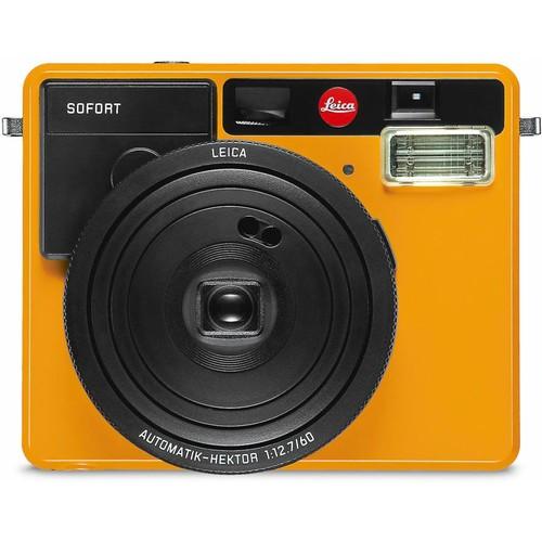 Leica Sofort (Orange) Instant camera