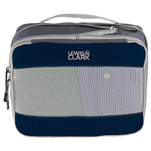 Lewis N. Clark FeatherLight Nylon Packing Cube, Midnight
