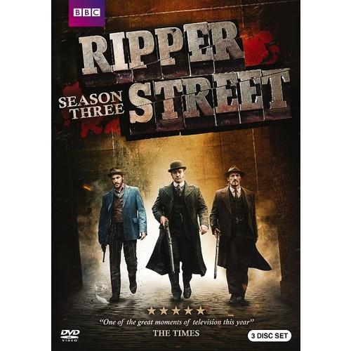 Ripper Street: Season Three [3 Discs] [DVD]