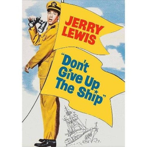 Don't Give Up The Ship (DVD)
