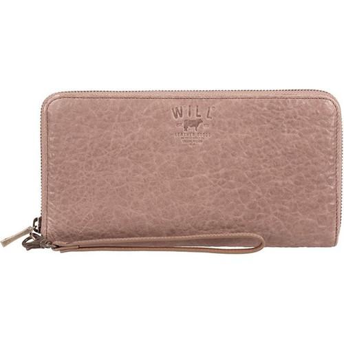 Will Leather Goods Imogene Checkbook Clutch - Women's