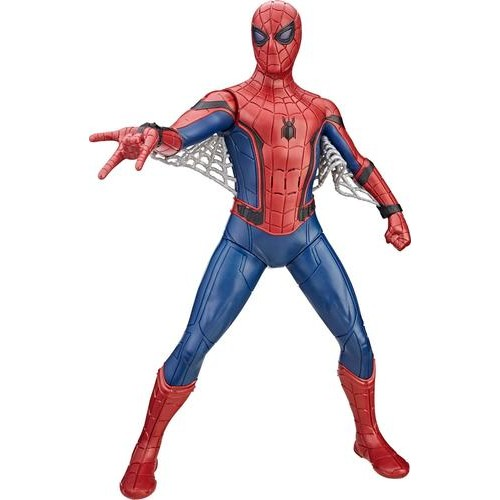 Hasbro - Spider-Man: Homecoming Tech Suit Spider-Man
