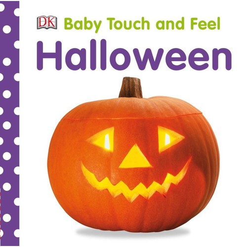 Baby Touch and Feel Halloween Book